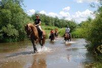 Конные туры в «Усадьбе Кузнецово»